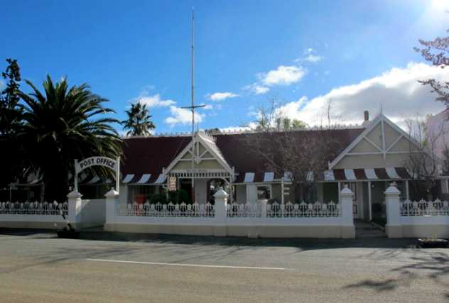 Matjiesfontein Accommodation