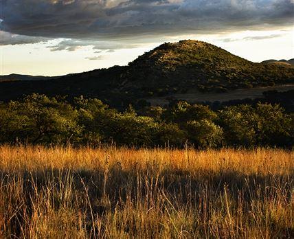 Scenic views at Thwane