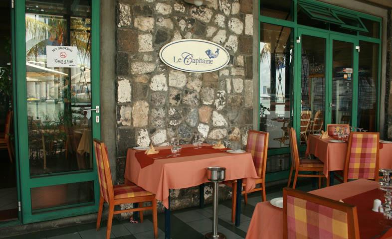 Le capitaine - Restaurants in port louis mauritius ...