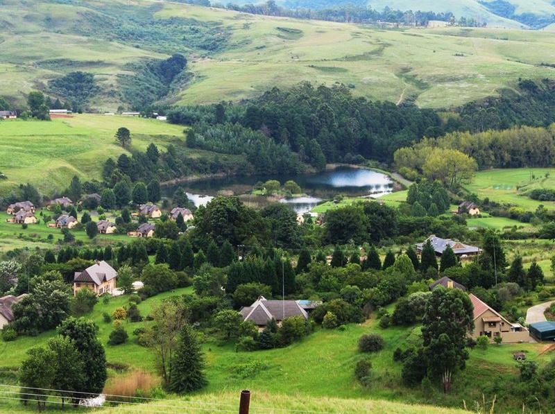 Champagne Valley, Drakensberg