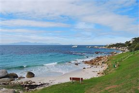Fishermans Beach in Murdoch Valley, Simon's Town
