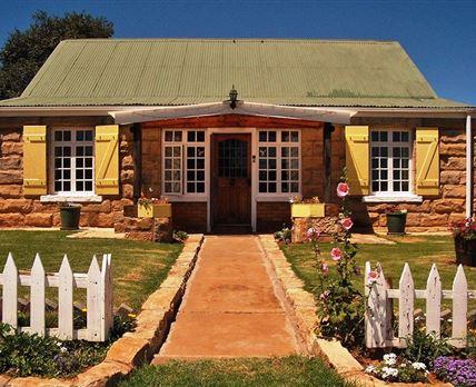 View of Lemon Tree Lodge