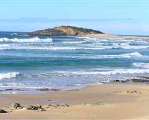 Coverock beach