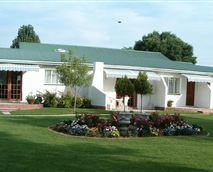 Luxury self-catering accommodation