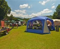 Various Camp Sites