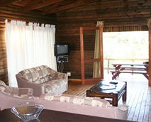 Eland Log Home