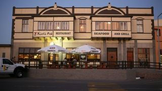 Restaurants in Swakopmund Coast