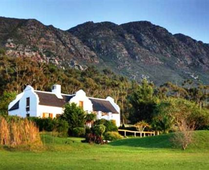 View of Oudekloof Wine Estate & Guest House