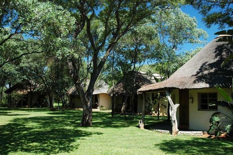 Mziki Nature Reserve Accommodation