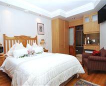 Antonio de Saldanha bedroom