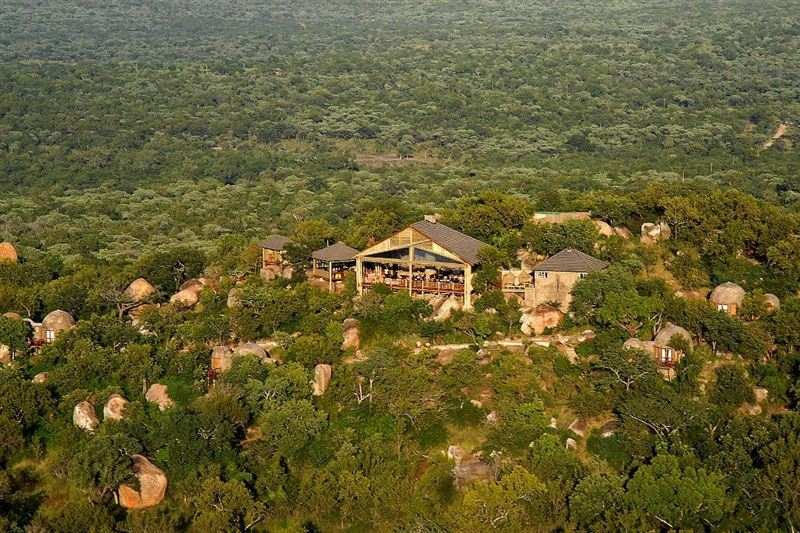 Kwa Madwala Private Game Reserve Accommodation