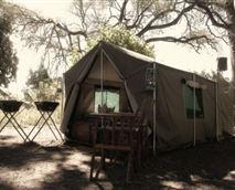 Meru-style Tent