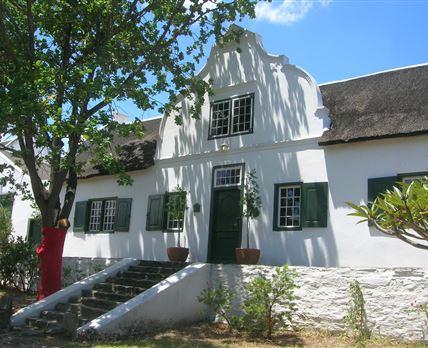 Yellowood House Cape Dutch Quarters