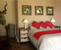 One of the three Bedrooms at Horizon lodge