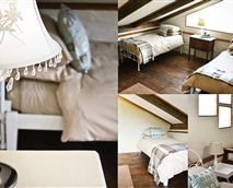 Loft with 3 beds