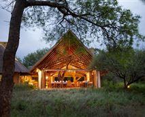 Kapama Southern Camp Dining
