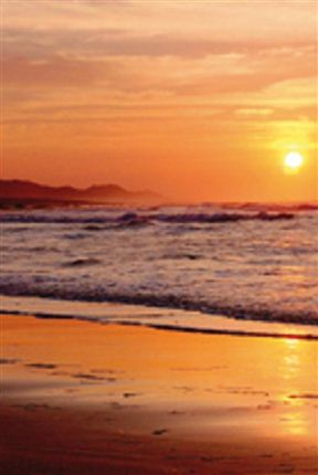 Kellys Beach sunset