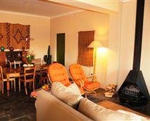 Puschka house living area
