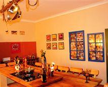 Puschka house kitchen