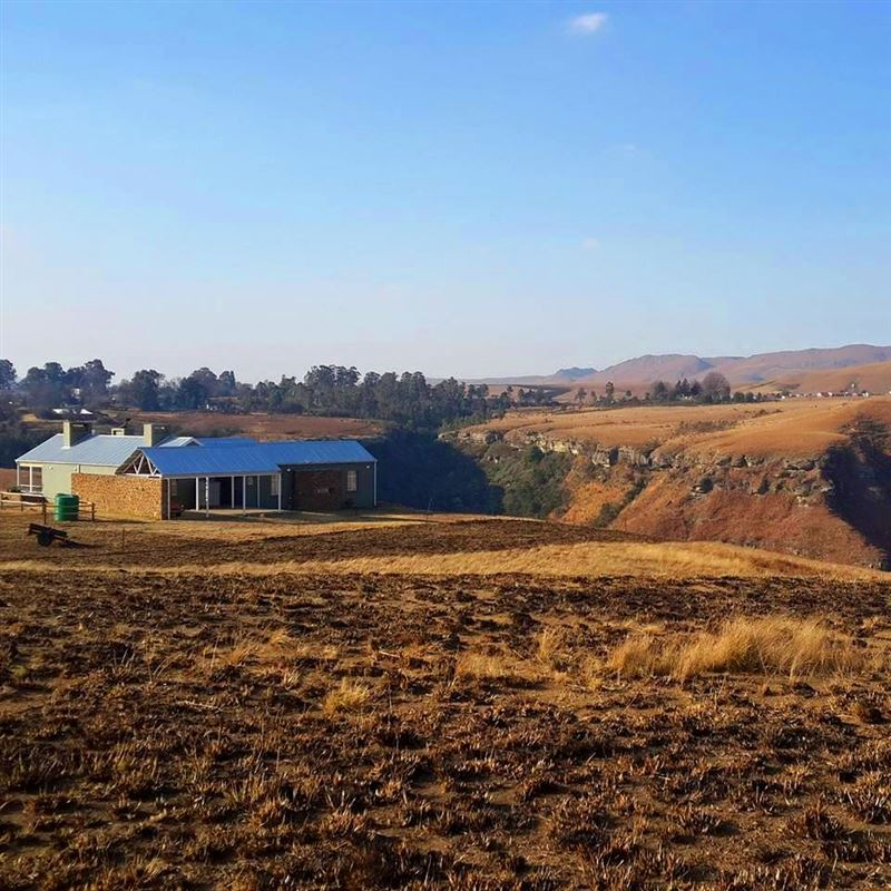 Highlands Farm Estate, Van Reenen