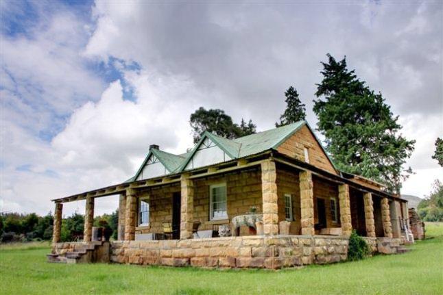 Nilspoort farm house - Country home designs south australia ...