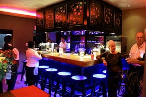 Royal Siam Thai's bar