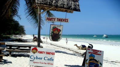 Things to do in South Coast Kenya