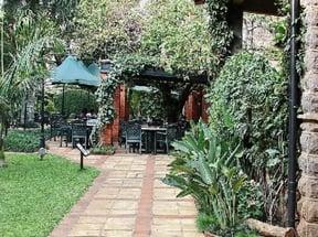 Mukutan Garden Café