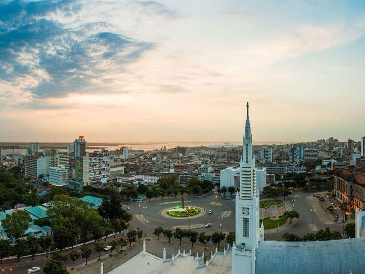 Central B, Maputo