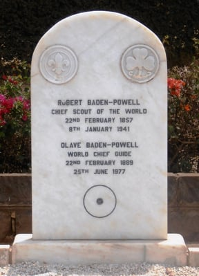 Lord Baden-Powell's Grave