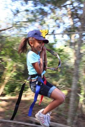 Acrobranch WildWoods Tree Adventure