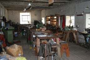 Wupperthal Shoe Factory