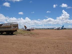 Ol Kiombo Airstrip