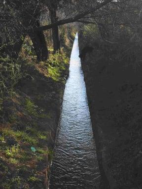 Nieu Bethesda Water Furrows