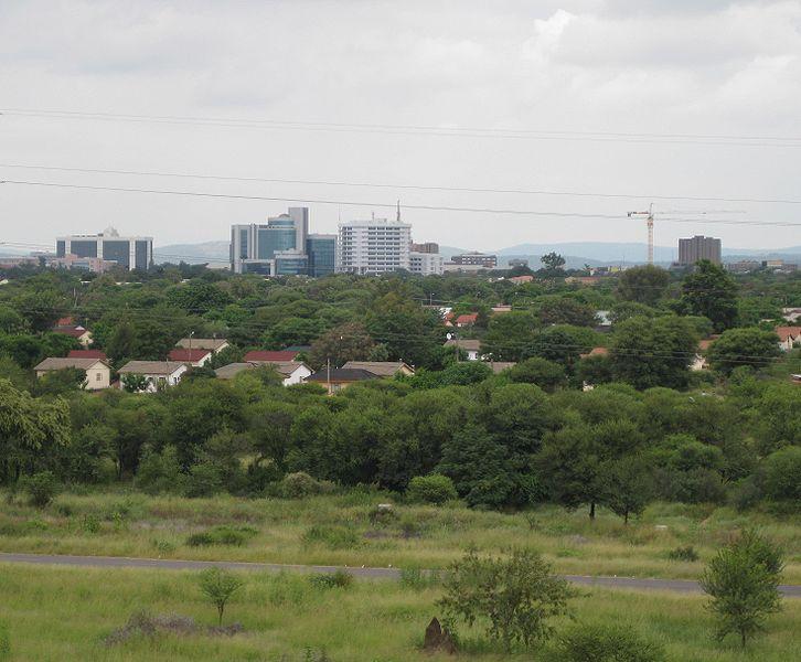 Mogoditshane Gaborone