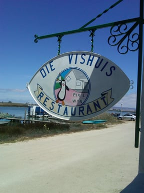 Die Vishuis Restaurant