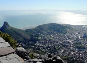 Lion's Head and Table Bay