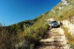 Duiwelsberg 4x4 Trail