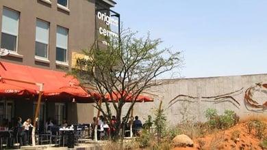 Restaurants in Braamfontein