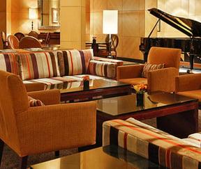 The Hyatt Lounge Restaurant
