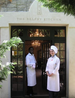 The Belfry Kitchen