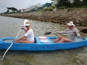 Island Lodge Canoe Hire