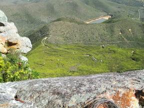 Arangieskop Hiking Trail