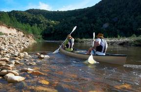 Keurbooms River Canoe