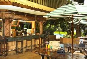 The Cabanas Pool Bar