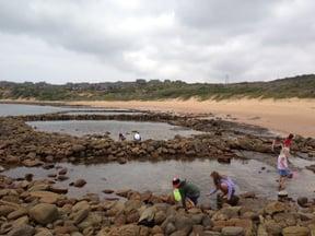 Stilbaai Still Bay Fish Traps