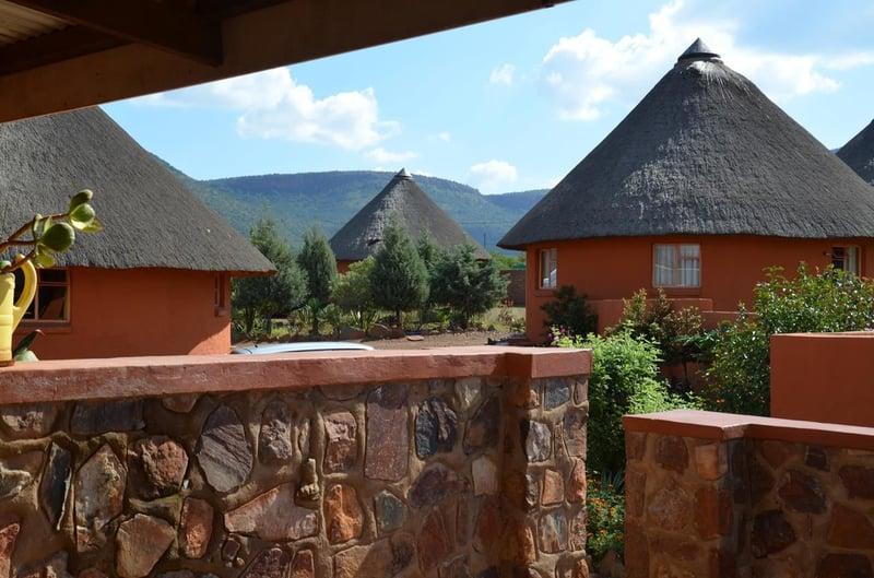 weekend getaway Kgautswane