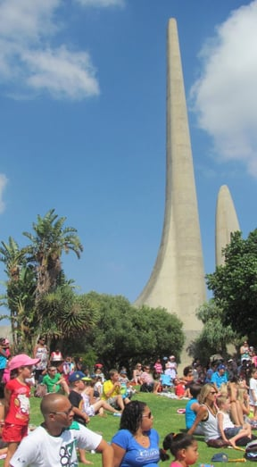 Paarl Taal Monument