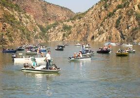 Bivane Dam Fishing