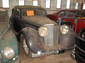 St Croix Motor Museum